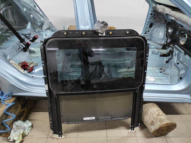 Люк с механизмом серый пассат Б7 США passat B7 usa розборка