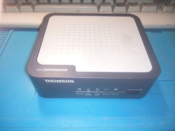 модем Thomson TCM420