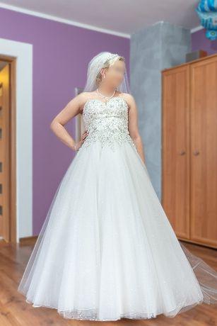 Sprzedam suknie ślubna princessa