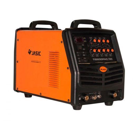 Аппарат аргонодуговой сварки Jasic TIG-200P AC/DC(E101) Новый ГАРАНТИЯ