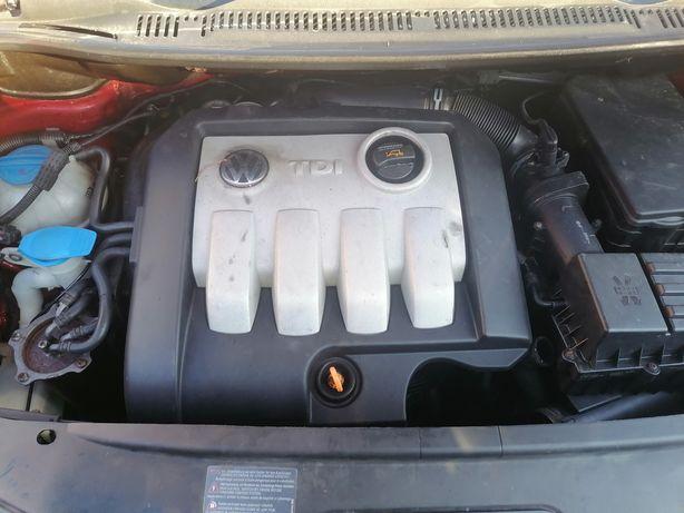 Silnik VW BKC kompletny 109tys jescze w aucie