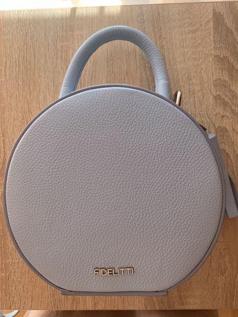 Кожаная сумка Fidelitti