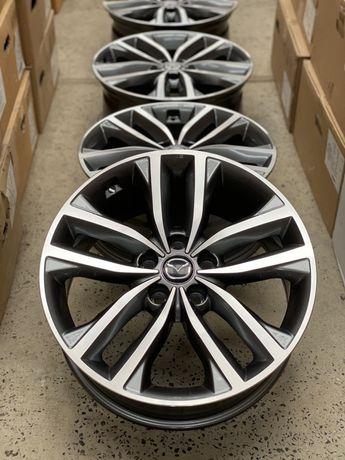 Диски Новые R17/5/114,3 R18 Mazda 3 Mazda 6 CX-3 CX-5 CX-7 в наличии
