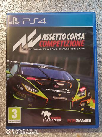 Ps4 Assetto Corsa competizione (możliwa zamiana)