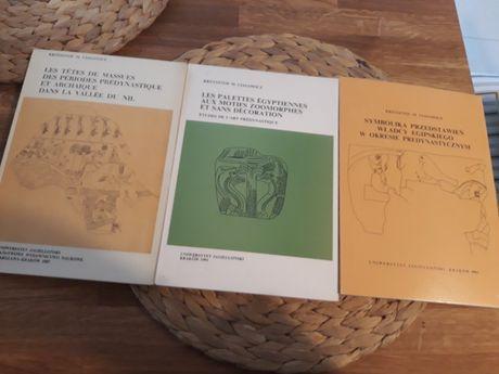 Ciałowicz les tetes de massues, less palettes egyptiennes, symbolika