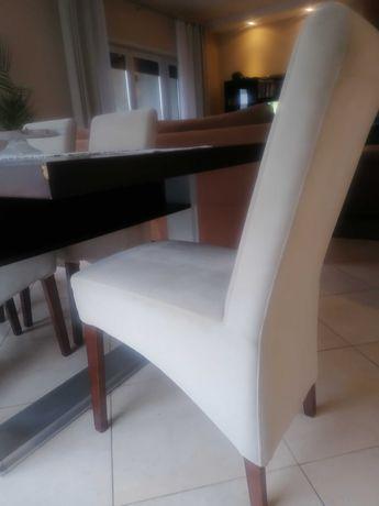 Krzesla tapicerowane Gala Collezione 6 szt