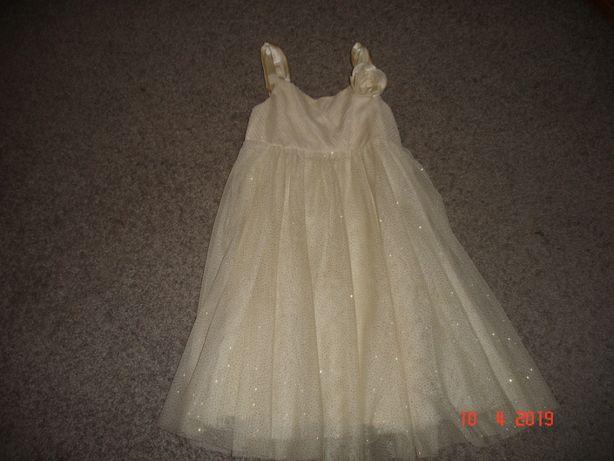 H&M piękna sukienka _ wesele, itp_ 128