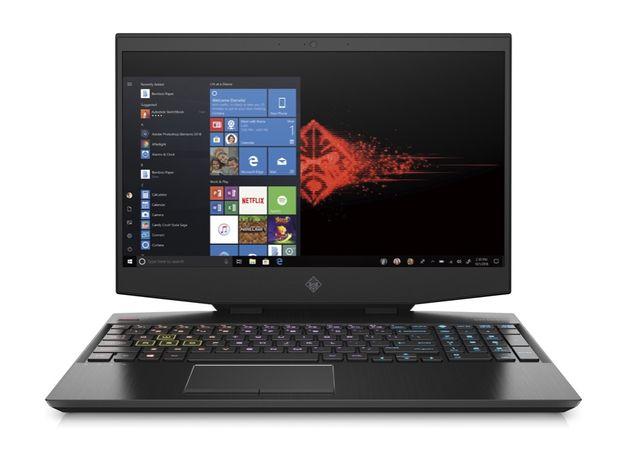 HP OMEN 15 IPS, 144Hz, i7 9750H, 16GB, RTX 2070, SSD 512GB, Win 10