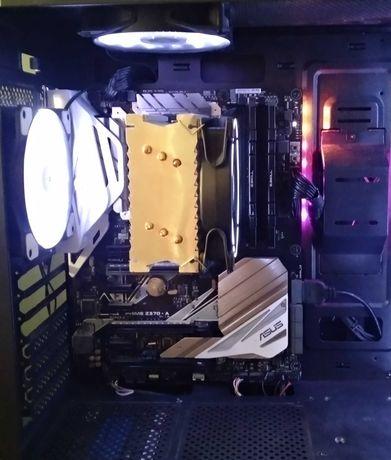 Комплект на основе Inel Core i7 8700K