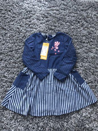 Плаття платье джинсове нове