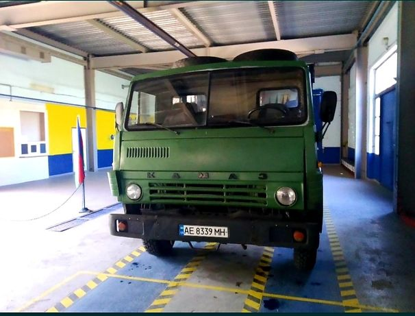 КАМАЗ 5511 , 1987 года