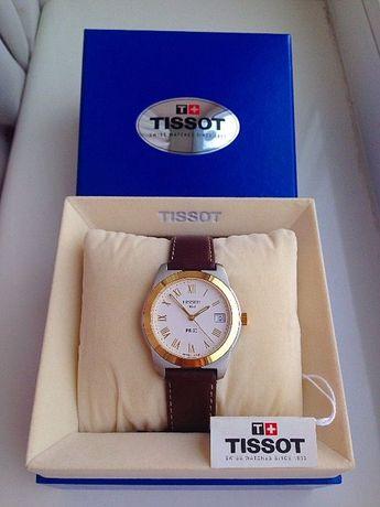 Часы Tissot PR50 Quartz T34.2.411.13 Original-Switz, наручные Годинник