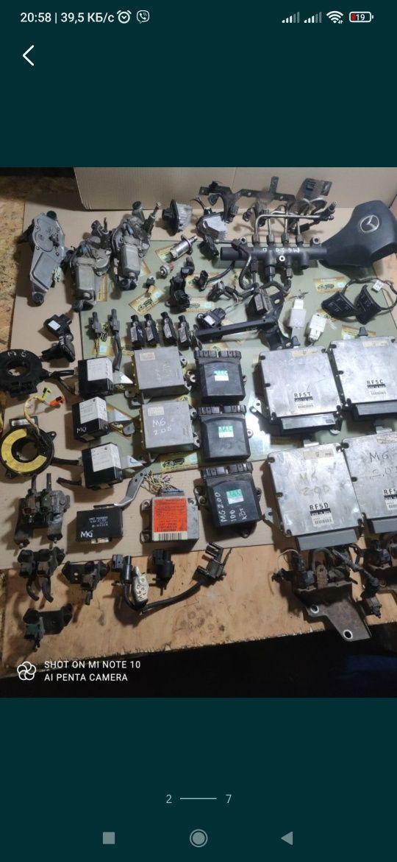 Mazda 6gg ЭБУ, датчики, электромагнитный клапан разборка Мазда 6 gg