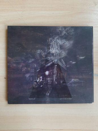 płyta cd laikike1 milczmen screamdustry reedycja*
