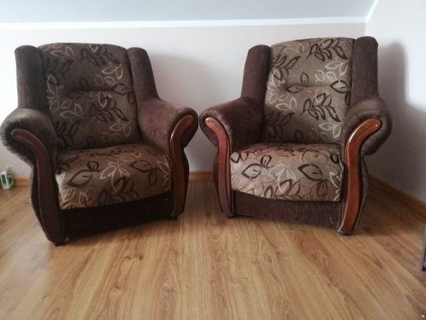Fotele 2 sztuki.