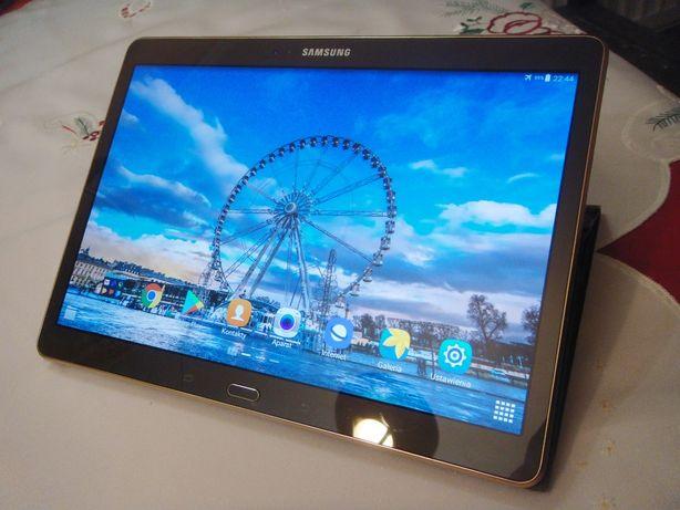 Tablet SAMSUNG GALAXY TAB S SM-T800 10,5, WIFI, firmowe etui.