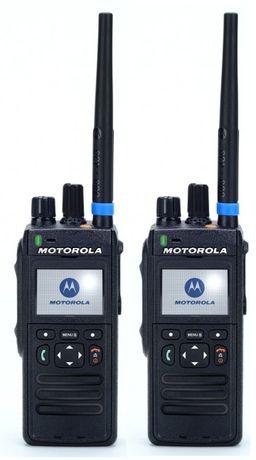 2x RADIOTELEFON Motorola MTP3100 TETRA 380-430 Mhz  Plus Lombard