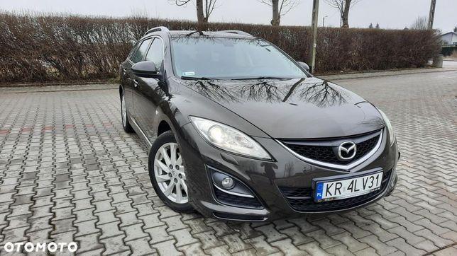 Mazda 6 2,0b 155Km LIFT Executive Xenon Bose Opłacony Bezwypadkowy