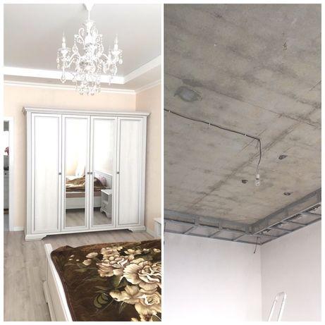 Ремонт квартир под ключ по всей Одессе, и также мелкые ремонты.