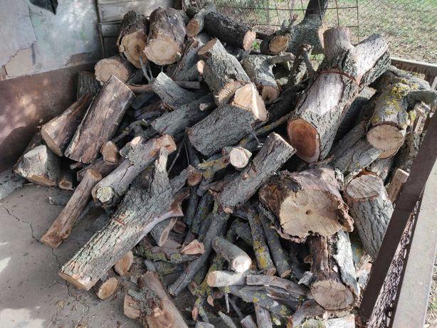 Дрова для  мангала, барбекю - Абрикос, вишня