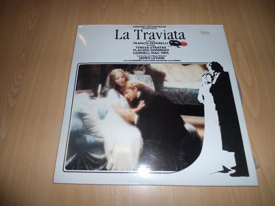 La Traviata - James Levine - Duplo Campo De Ourique - imagem 1