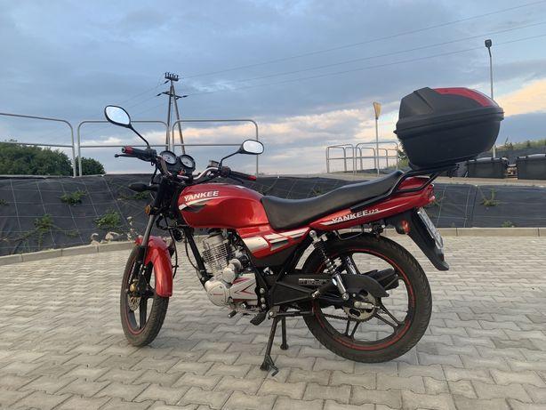 Motor BENZER 125
