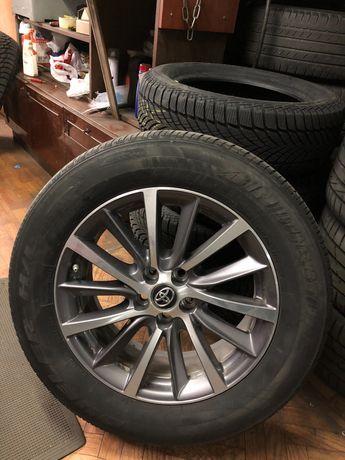 Летняя резина Bridgestone Dueler 245/60/R18 104T
