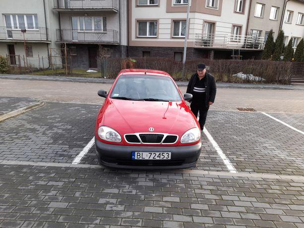 Daewoo Lanos 1,6 + LPG - PILNE!