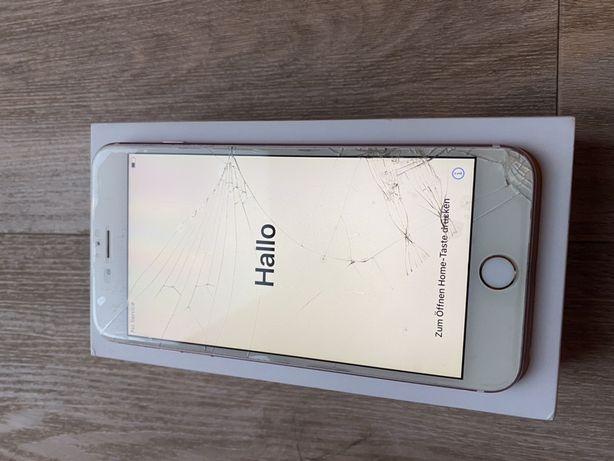 iPhone 6S Plus 16GB Rose Gold sprawny ze zbitym ekranem