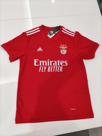Entrega imediata Camisola SL Benfica 2021/2022 principal