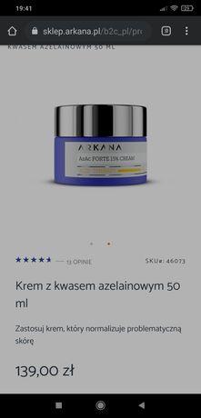 Krem i tonik Arkana AzAC