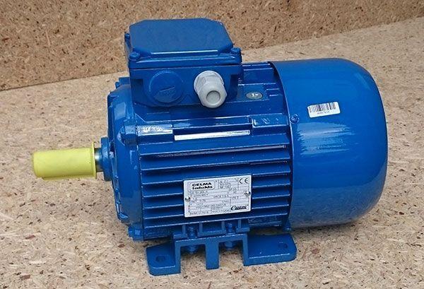 Silnik elektryczny Celma Indukta SH90S4 1,1kW / 1405 obr./min.