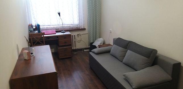 Wynajmę pokój jednoosobowy w mieszkaniu dwupokojowym