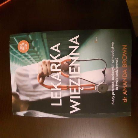 Książka Lekarka z więzienia