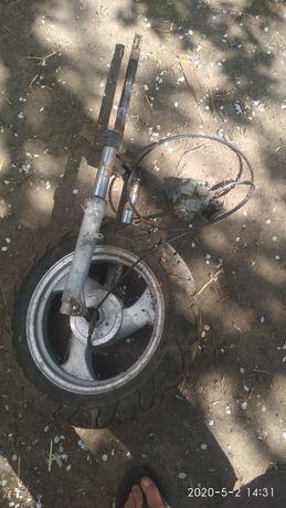 Продам запчаси до скутера