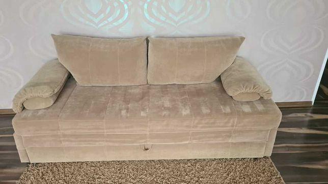 Sofa plus fotel (łóżko,kanapa)