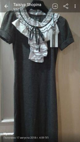 школьная форма платье сарафан рост 146-150 Италия Pinetti