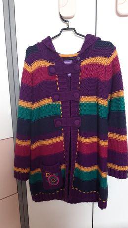 Sweter dziewczęcy