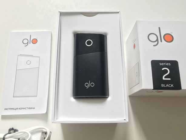 Система нагревания табака GLO 2 series Black