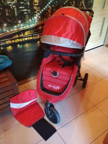 Wózek Baby Jogger City mini GT !mega zestaw