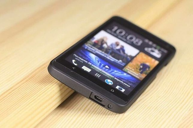 Чехол/бампер HTC One M7