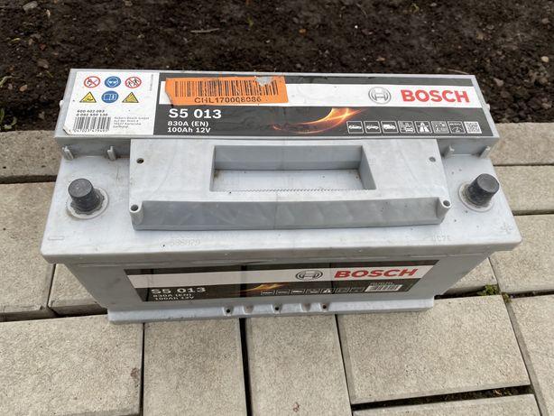 Аккумулятор bosch 830A 100Ah