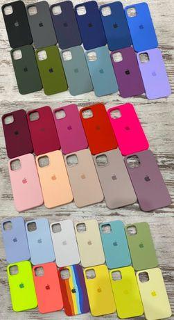 Iphone 12/12mini/12pro/12pro max чехол silicon case 11/11pro/11pro max