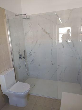 Remodelação box duche