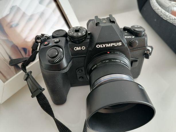 Olympus om-d e-m1 mark ii como nova