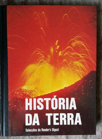 """""""Historia da Terra"""" & """"Over Europe"""""""