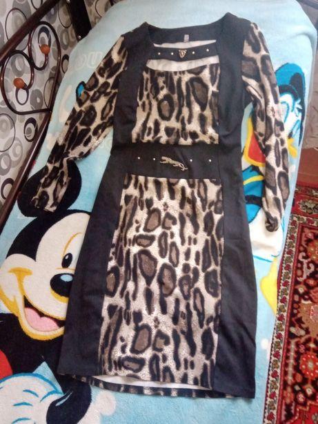 Платье весна 48 размер