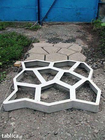 Kocie Łby - Forma do kostki brukowej 60x60 cm