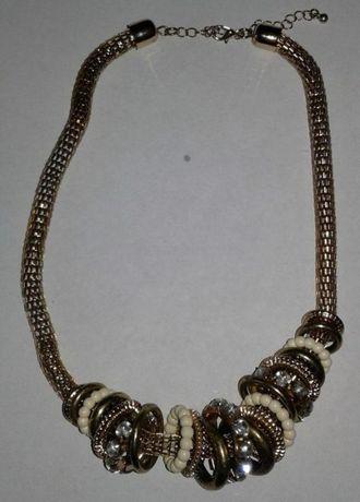 Ожерелье с кольцами
