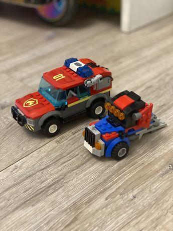 Lego машинки